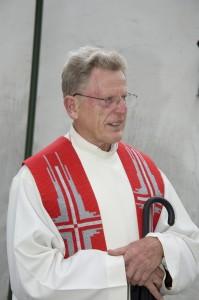 Br. Mag. Erich Geir, OFM Cap., Vikar