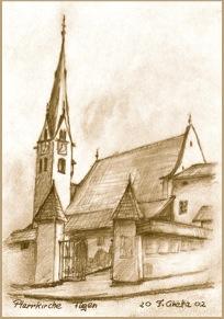 Fügen Pfarrkirche