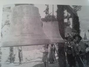 Fügen Glockenweihe