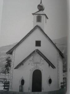 Fügen Kapfinger Kapelle