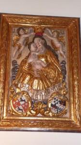 Fügen Marienreliev Schlosskapelle