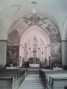 Fügen Pfarrkirche Version Hochaltar