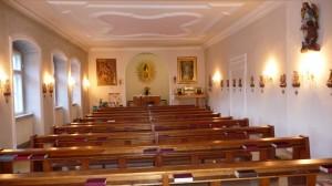 Fügen Schlosskapelle