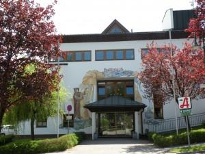 Fügen Franziskusheim_Eingang