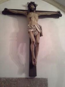 Fügen Kruzifix_Michaelskapelle