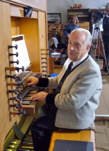 Fügen Kirchenchor Organist Loisl (2)