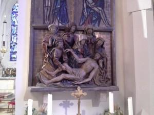 Fügen Pfarrkirche_Beweinung_Christi